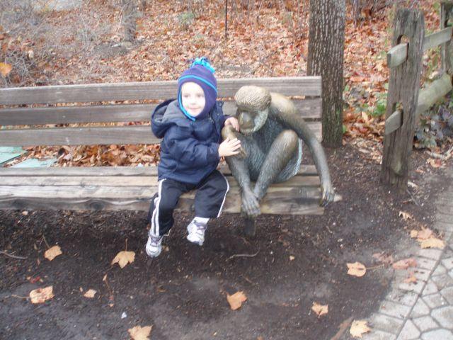 Cleveland Zoo November 2011